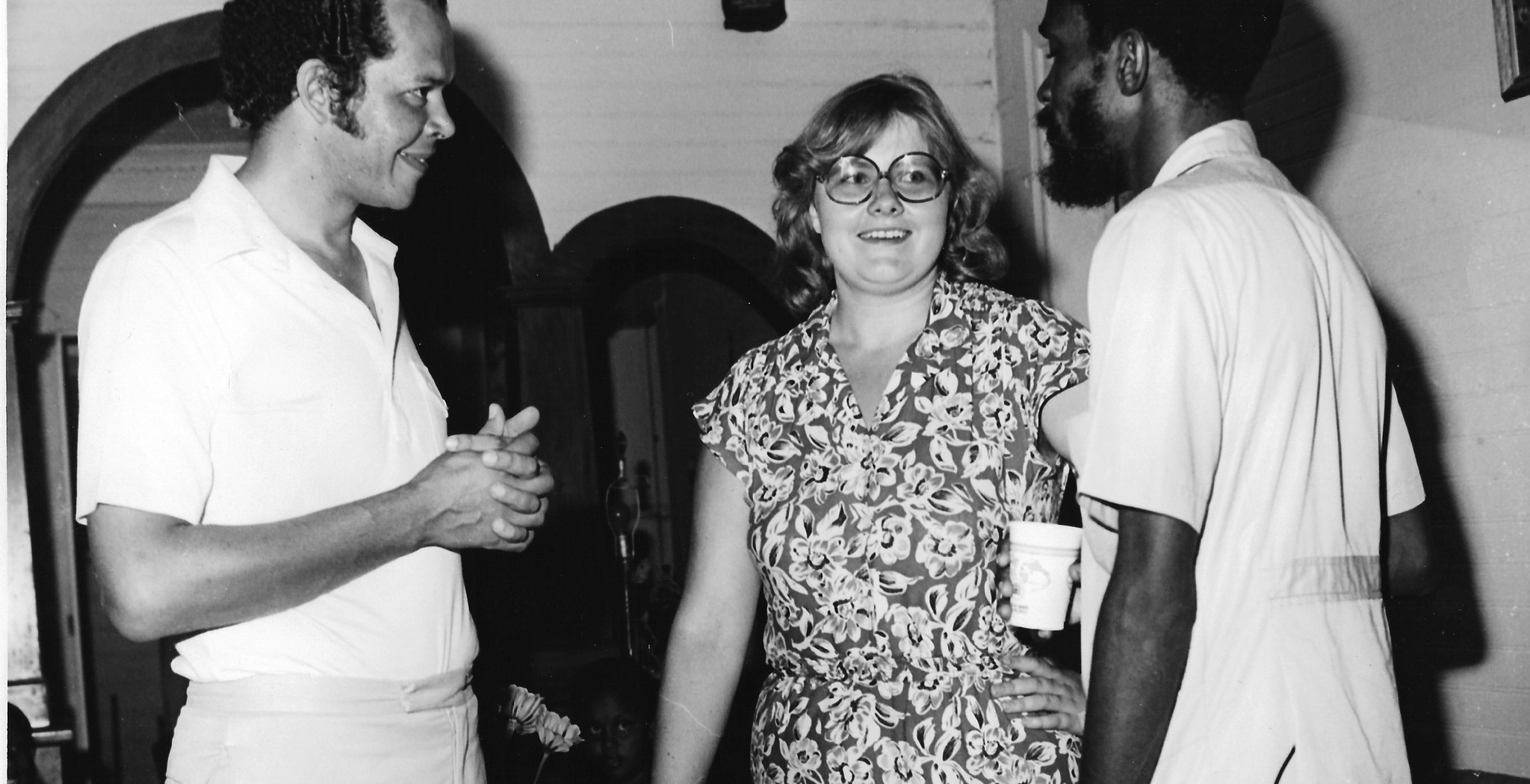 Erna Solberg Jamaica 1979