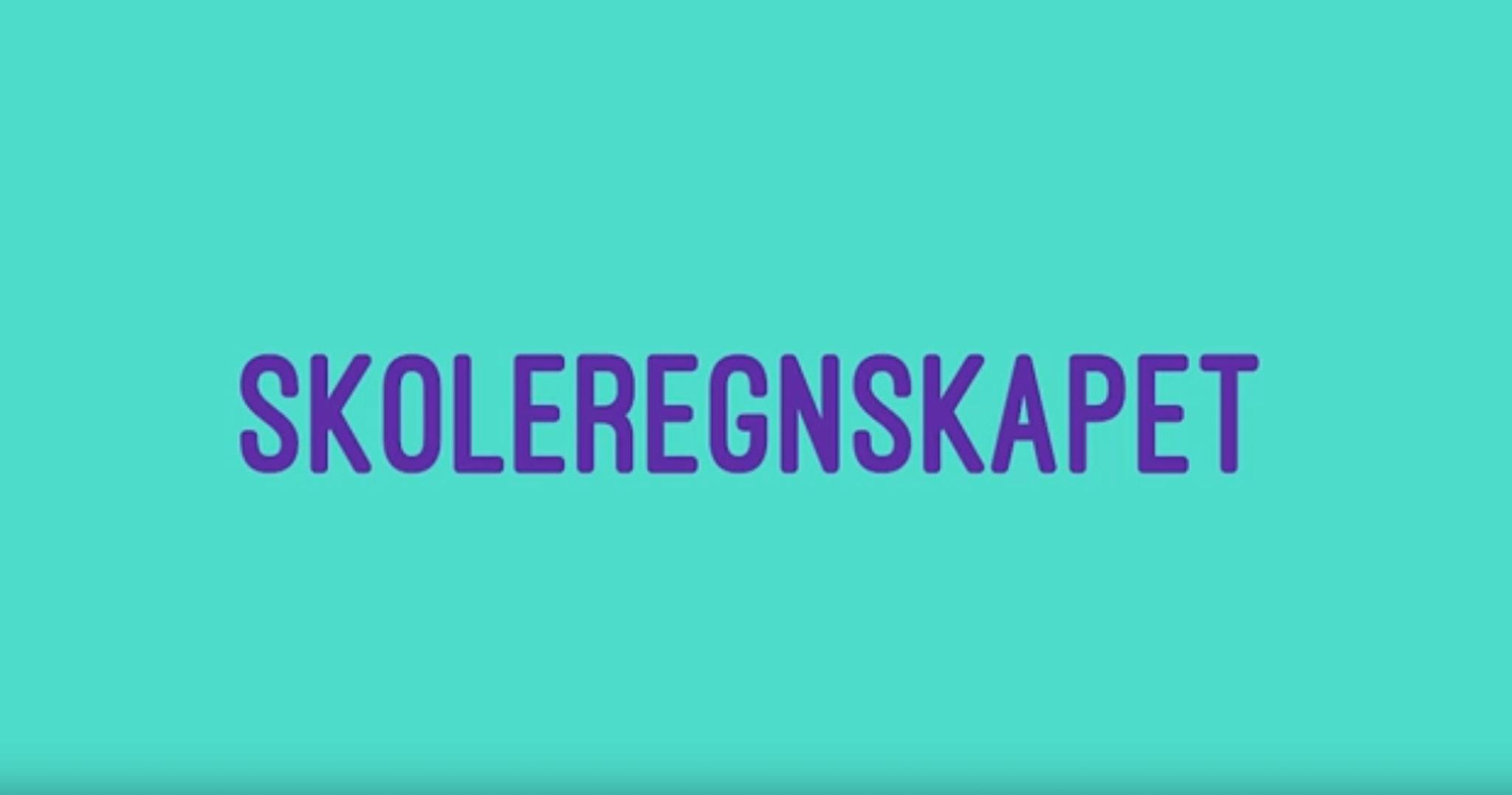 Skoleregnskap_film