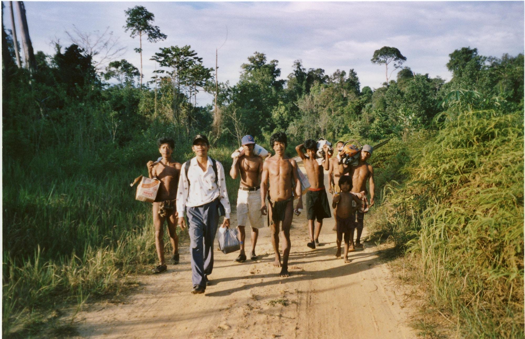 13 Kubugruppe pa vei2001