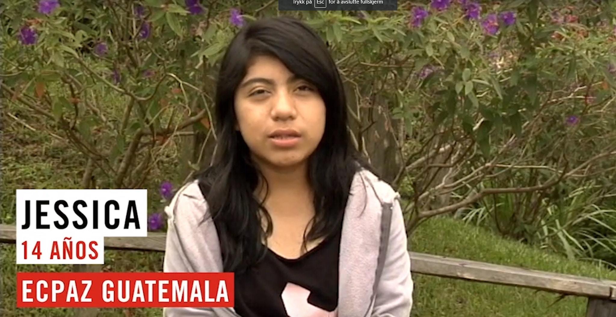 Jessica-guatemala
