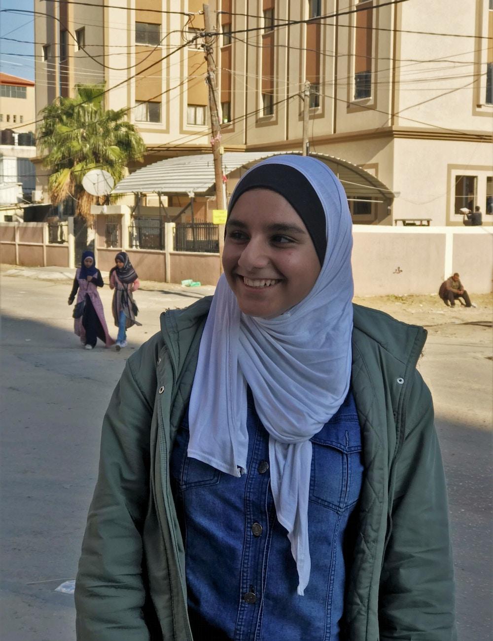 Maram YMCA Gaza